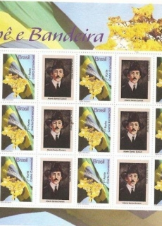9-stamps-officialized-2012-the-80th-anniversary-of-the-death-of-alberto-santos-dumont-jiselda-oliveira-artist-gigi