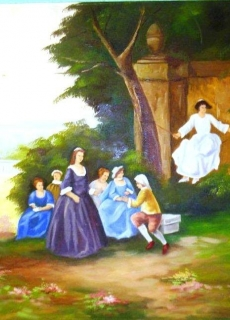 5-in-harmony-the-family-enjoying-a-spring-afternoon