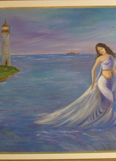44-on-the-waters-of-the-sea-a-beautiful-woman-1