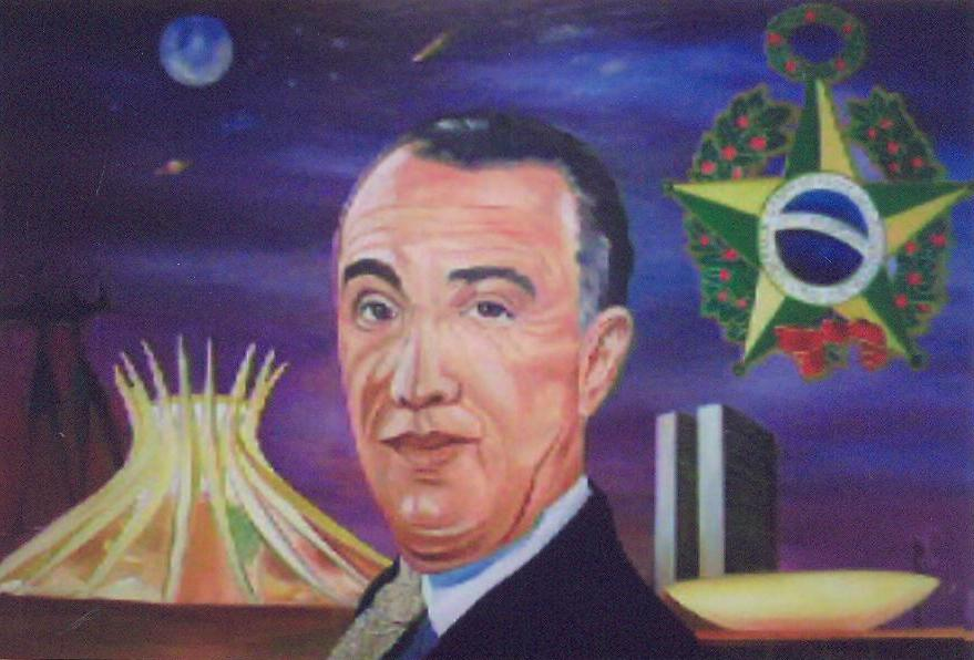 "Location: Cicesp-Center for Integration and Cultural S.Paulo – "" President Juscelino Kubibchek "" In Memoria"