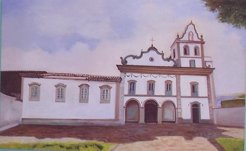 Location: Colletion Shrine of St. Anthony´s Valongo –Santos - S. Paulo-The Shrine of St. Anthony´s Valongo .